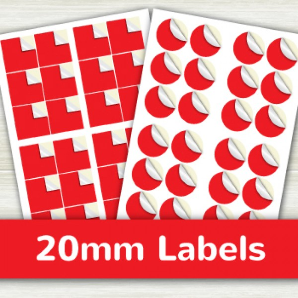 Label sticker printing