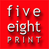 Five Eight Print -