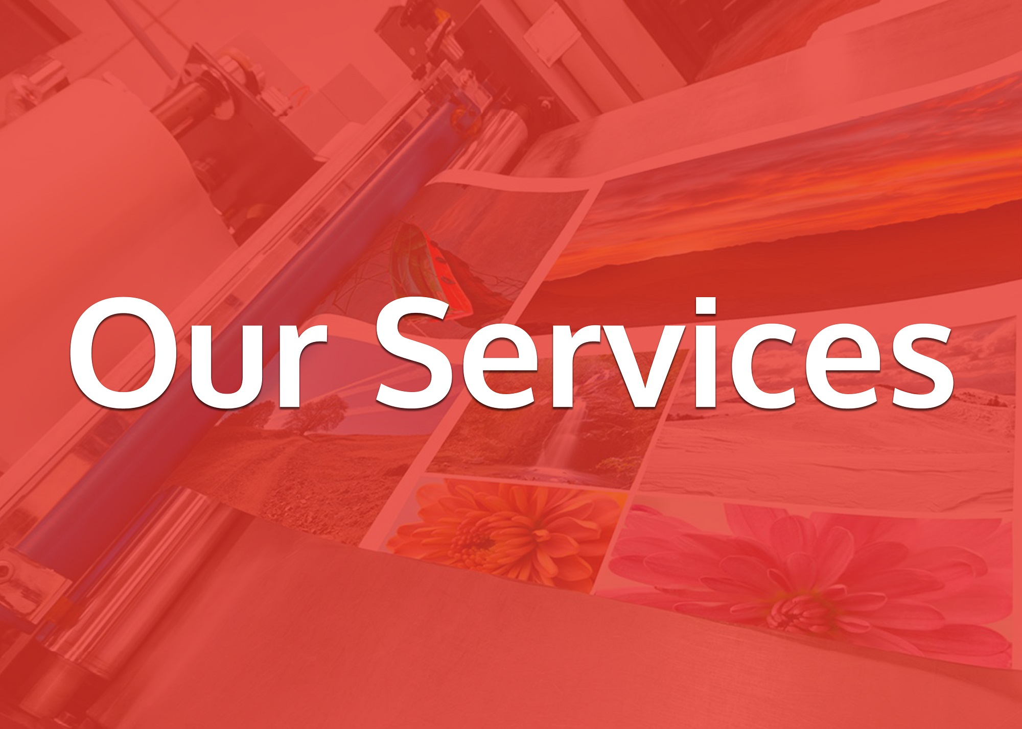 High quality printing services from Five Eight Print Leeds
